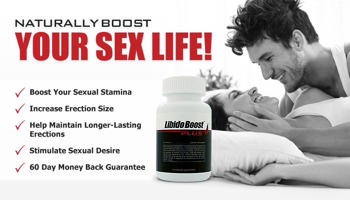 eSupplements.com Libido Boost Banner