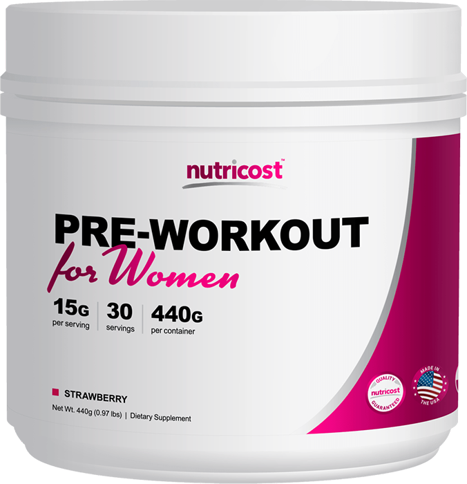 new preworkoutforwomen feature
