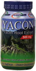 fusion yacon root extract